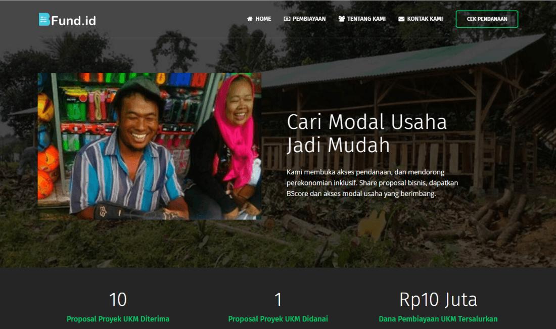 jasa website organisasi