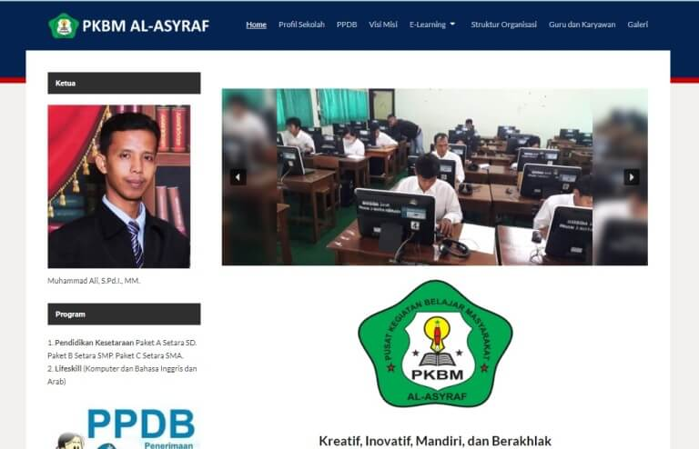 pendidikankesetaraan-alasyraf.sch.id